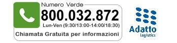 Adatto Logistics - 800.032.872