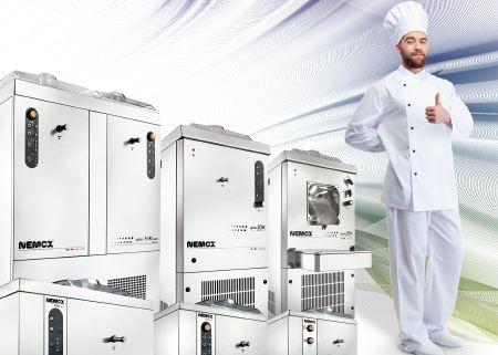 Macchine da gelato Professionali Nemox