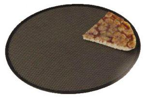 AV4956 Retina tonda alluminio professionale da forno per pizza Ø33cm
