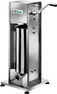 LT7VE Insaccatrice manuale inox 7 litri verticale