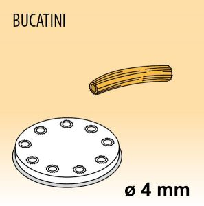 MPFTBU4 Trafila BUCATINI per macchina per pasta fresca