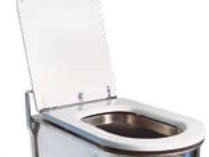 LX3520 Sedile Professionale per WC sospeso