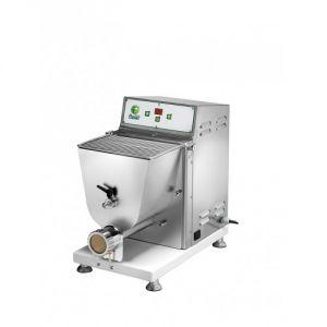 PF40-ET Macchina pasta fresca Trifase 750W vasca 4 kg - Trafila refrigerata