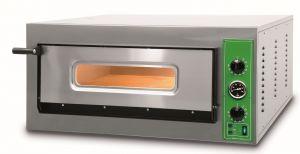 B9M  - Forni per Pizza INOX 6 PIZZA 36 cm  Monofase B9