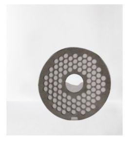 F0407 - Ricambio Piastra 3 mm per tritacarne Fama MODELLO 12