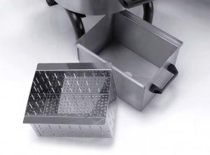 FPC109 - Puliscicozze 18 KG con cassetto e filtro incluso - Trifase