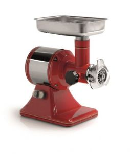FTSR127 - Meat mincer RETRO 'TS12 R - STEEL - Single phase