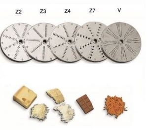 FTV122  - Dischi per Grattuggiare pane e formaggio  - V -