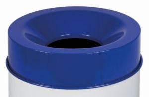 T770565 Coperchio Blu per corpo gettacarte antifuoco 50 litri SOLO COPERCHIO