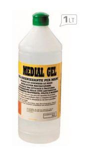 T799052 Hand sanitizing gel 1 liter (multiple 12 pcs)