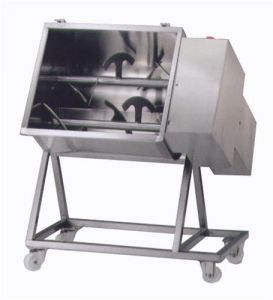 95C2PN Impastatrice per carne elettrica inox 95 kg 2 pale