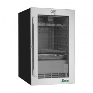 GDMA40 - Refrigerated cabinet for aging free standing meat - Lt 88