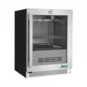 GDMA46 Armadio Refrigerato per Frollatura Carne da Incasso - Lt 98