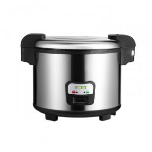 SC8195M - Professional Rice Cooker - 30 Portions of Rice - Capacity Lt 14