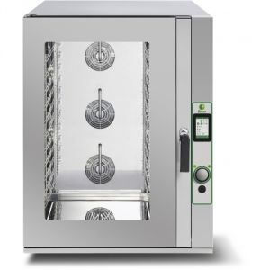TOP10T Mixed convection / direct steam oven F1 / 1 Fimar - Three-phase