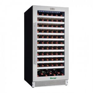 VI120S Cantinetta per Vini Ventilata ENOLO - Temp +5° +18°C - Capacità Lt 270