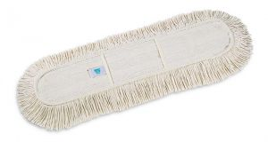 00000137 Frangia Basic Cotton - Bianco - 80 Cm