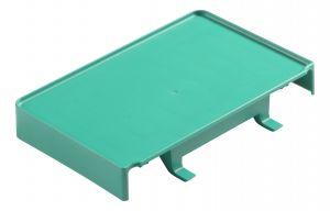 T030370 Piatto Green Reggi-Sacco - Verde