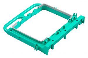 T090715 Portasacco Magic 150 L - Verde