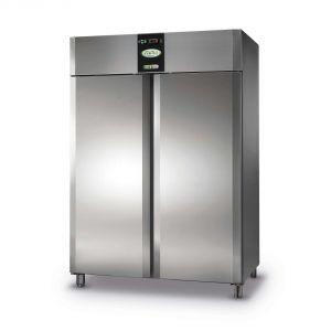 FFRL1400TN - Armadio refrigerato VENTILATO GN2/1 - 6 GRIGLIE  -  0,57Kw  - Positivo -  LUXURY