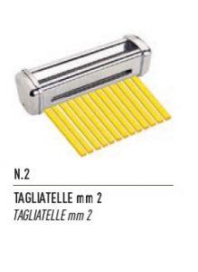 FSE002N Taglio TAGLIATELLE mm2 PER Sfogliatrice
