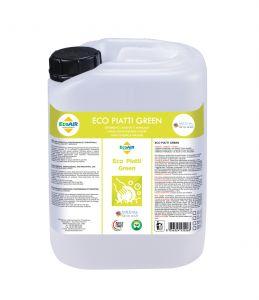 T81000130 Eco piatti Green detersivo lavapiatti manuale