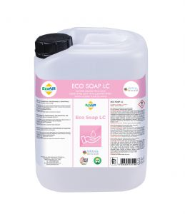 T85000330 Sapone liquido mani (Talco – 5 Litri) Ecosoap LC