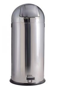 T106021 Stainless Steel Pedal bin 52 liters