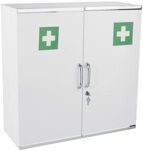 T107002 Armadietto farmacia 2 porte