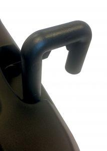 T114202 Ganci per unire i carrelli per contenitori raccolta differenziata
