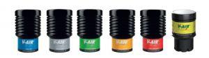 T707060 Ricarica MIX per diffusore fragranze naturali V-Air® (multipli 6 pz)