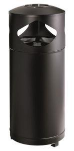 T776000 Portacenere gettacarte per la raccolta differenziata da esterno 3x35 litri