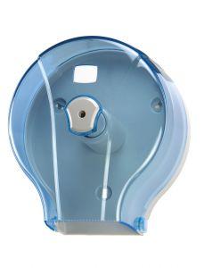T908101 200 meters toilet paper roll dispenser blue ABS