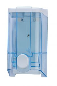 T908141 One Liter soap dispenser blue ABS