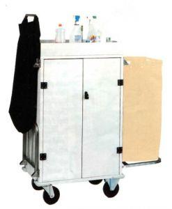 CA1530 Laundry cleaning multipurpose cart cupboard