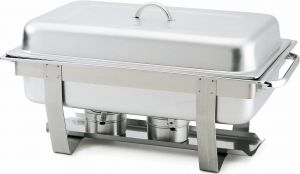 CD7905 Stainless steel Rectangular Chafing dish